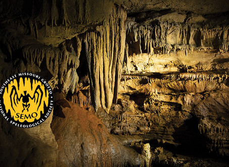 Tom Moore Cave - Perryville