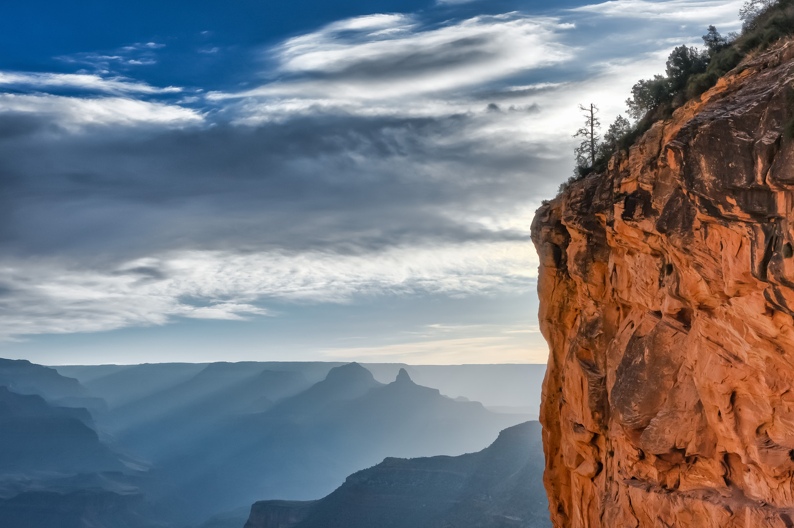 Summer on the Bright Angel Trail