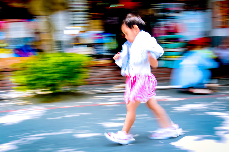 Child in Taipei