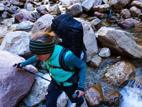 Gear for the Grand: Ultralight Winter Backpacking through Canyon Country