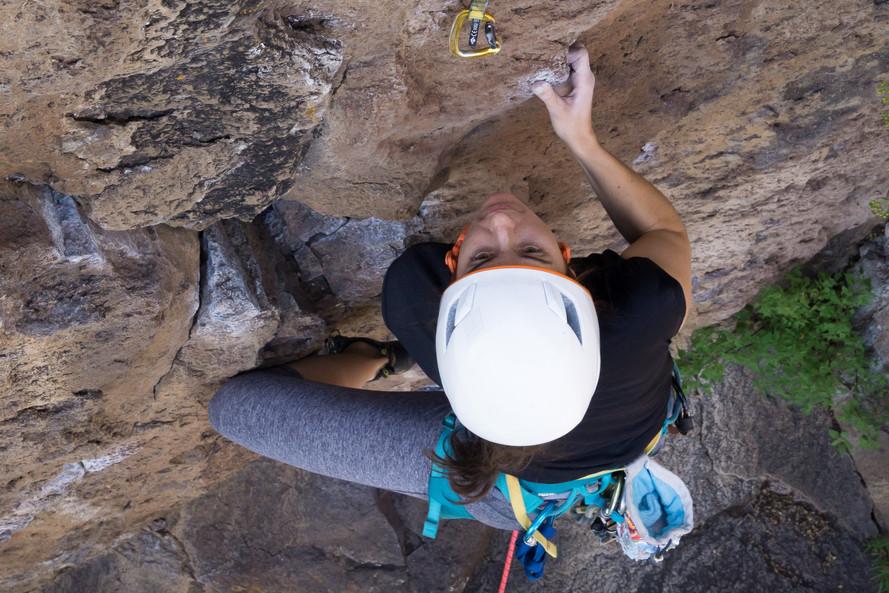 Kate McHugh at The Peaks