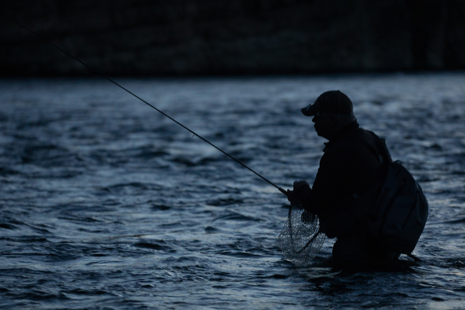 Fly fishing, Lees Ferry