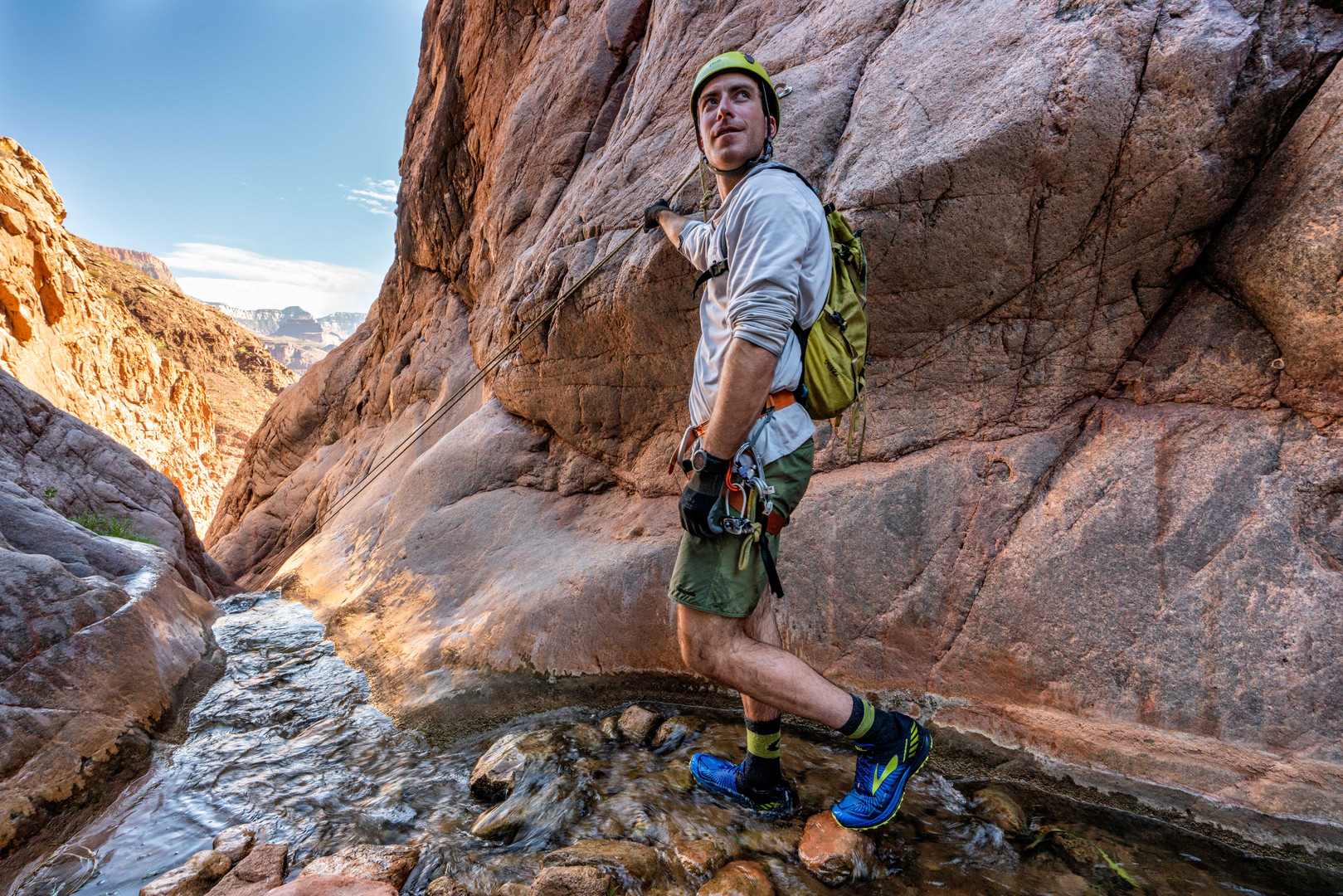 Canyoneering in Grand Canyon