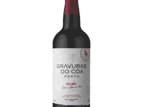 Vinho Tinto Gravuras Do Côa Porto Ruby. Portugal, licorosos - 750 ml.