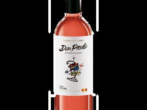Vinho Rosé Don Paulo Tempranillo. Espanha, Rose - 750 ml.