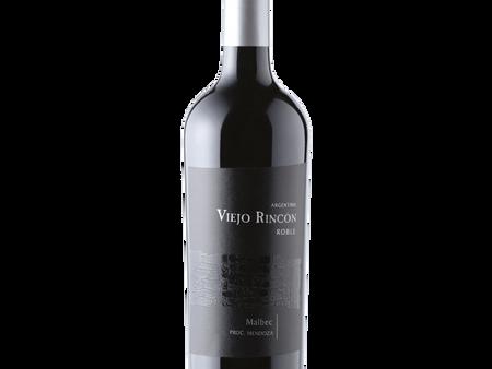 Vinho Tinto Viejo Rincon Malbec. Argentina, Tinto - 750 ml.