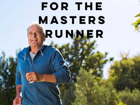 Running Considerations For the Masters Athlete