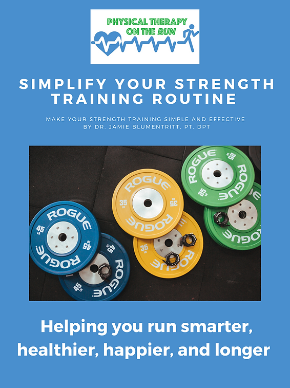 Simplify your strength training routine.