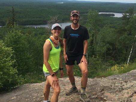 Runcation Idea: Eagle Mountain - Run to the lowest point in MN to the highest point in MN