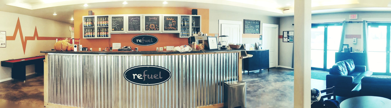 Refuel Coffee Bar