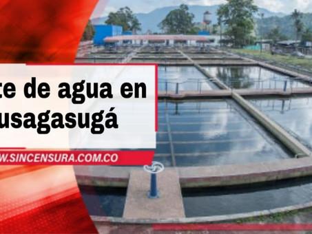 El lunes 26 de octubre habrá corte de agua por mantenimiento de redes en el Centro y La Venta.