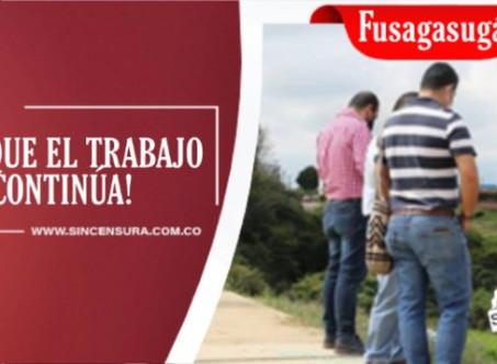 La Mesa Directiva trabaja en pro del Municipio de Fusagasugá