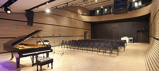 Ferhat Can Büyükwill give a recital at the Concert Hall 1800 from Austria / Arlberg
