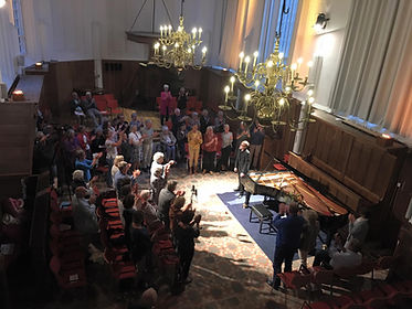 Some pieces from TIHMS Concert Holland- Bergen