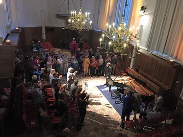 07.08. 2016 Tarihinde Gerçekleşen Hollanda - Bergen Konserinden Görüntüler…