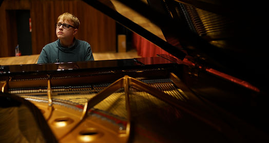 """Ferhat Can Büyük will perform in the premiere of the young Polish composer Lukasz Olszowka's piece called """"Psychodens"""" which is composed for the piano."""