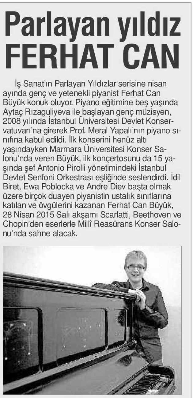 27.04.2015_IsSanat_YeniCagri_FerhatCanBuyuk