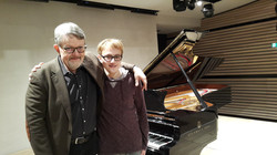 With Prof. Matti Raekallio -Dec 2015