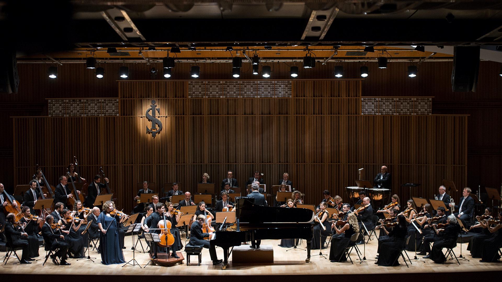 İş Sanat 16. Sezon Açılış Konseri