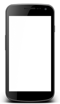 Cell phone with transparent background - image 3.png