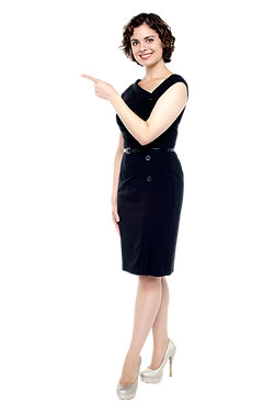 People with Transparent background - wom
