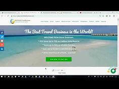 My 20 Dollar Travel Business - Webinar i