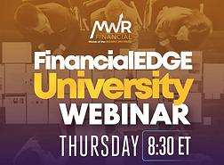 MWR Financial - Thursday Financial Edge
