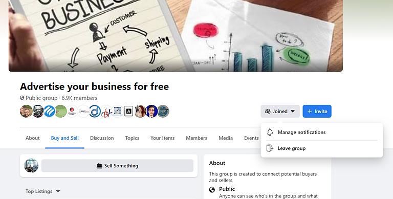 FB group posting - leave group tab image.png
