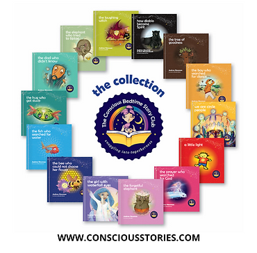 Conscious stories bedtime stories