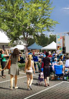 Brentwood Community Center Parking & Eve
