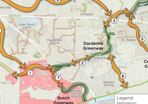 St. Charles County Greenway Master Plan