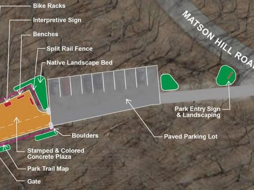 Bike Plan: Matson Hill to the Katy Trail