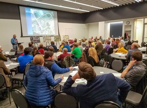 Creve Coeur Park Ice Site Public Meeting