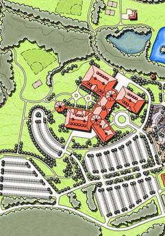 Queeny Park Master Plan