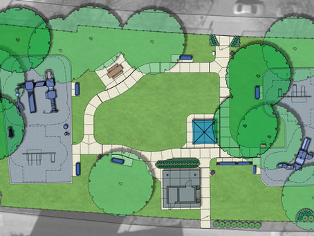 Demun Park Renovation is Underway