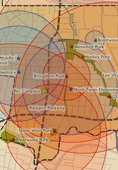 Brentwood Parks Master Plan