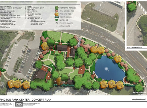 Sappington Park Center Master Plan Completed