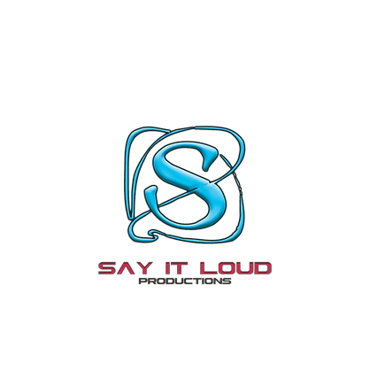 SAY IT LOUD productions logo