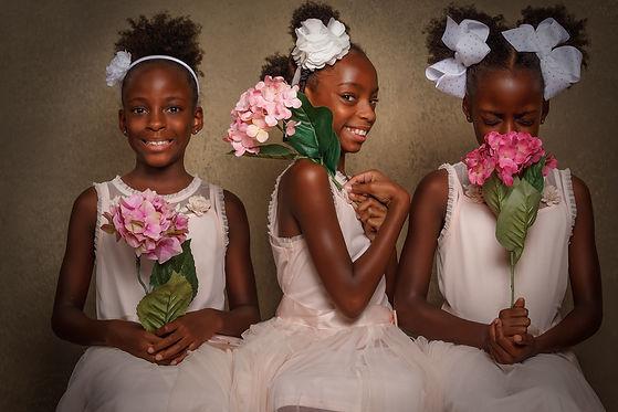 Moore Triplets G Photography Arlington T