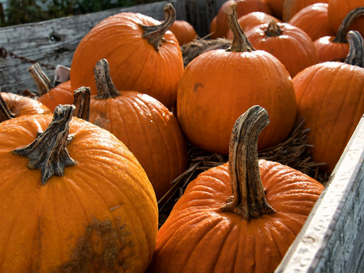 It's October!