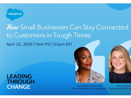 How Small Businesses Can Stay Connected to Customers in Tough Times