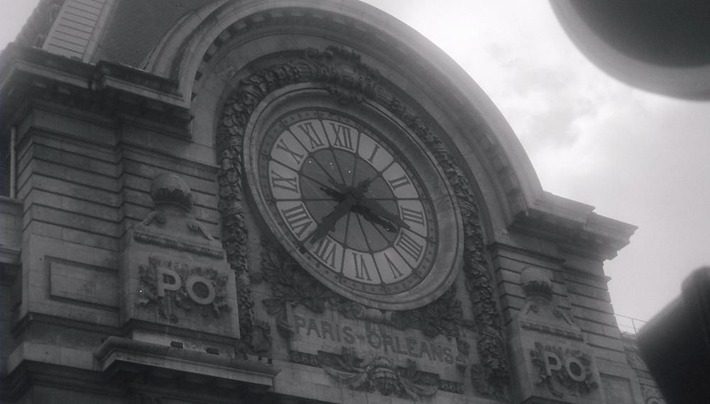 Paris -  Orleans Train Station