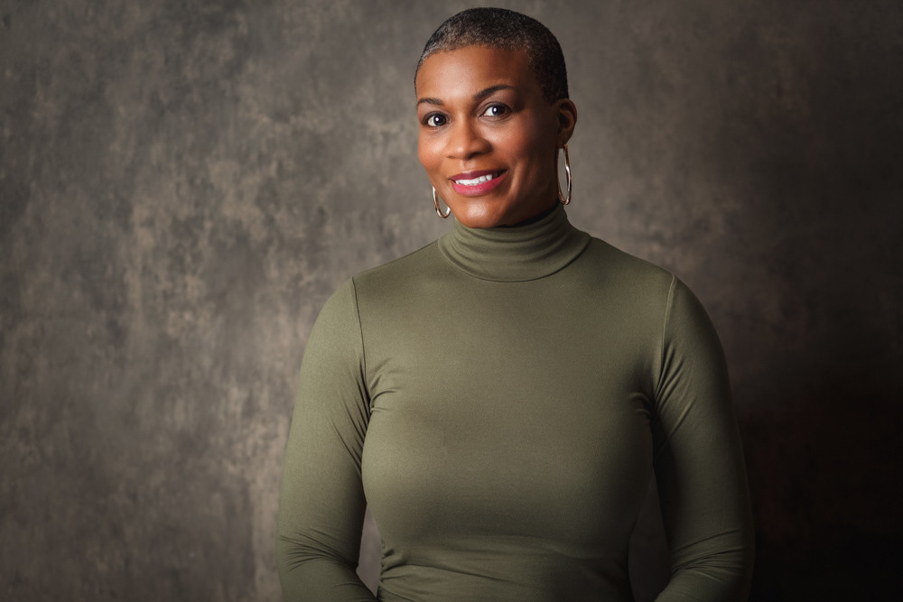 Image of Gwendolyn R Houston-Jack, portrait photographer in Arlington, TX.