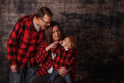 Plotner Gotcha Day Family Portrait G Photography Arlington TX