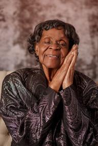 P. Matchett Senior Citizen Portrait