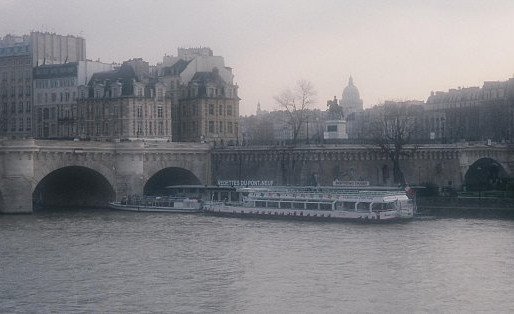Photo Firsts: Paris January 2005