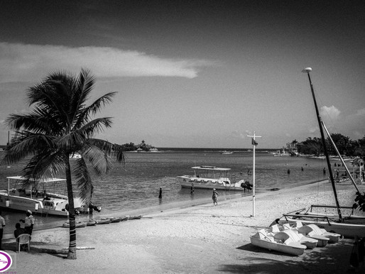 Jamaica in B&W