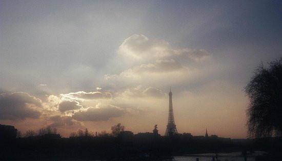 My utmost favorite Paris shot