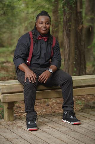 Prom King Session Aidan M.