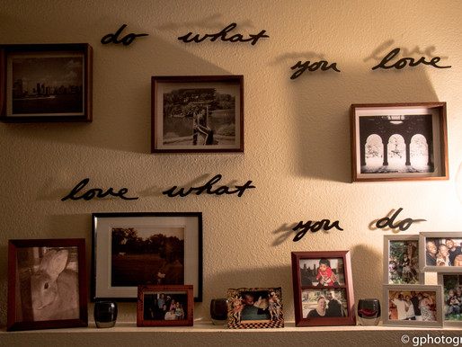 What does your wall say?